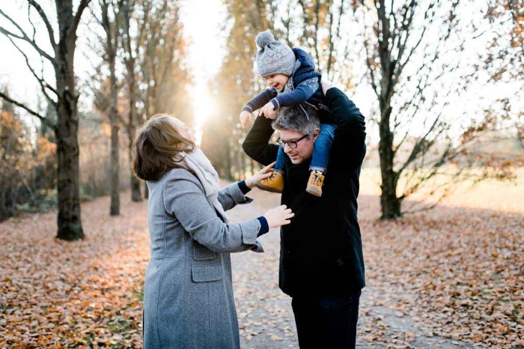 Familienshooting Outdoor Ludwigsburg