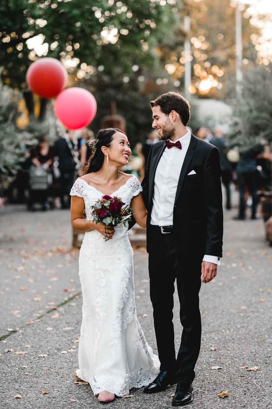 Hochzeitsshooting Fellbach