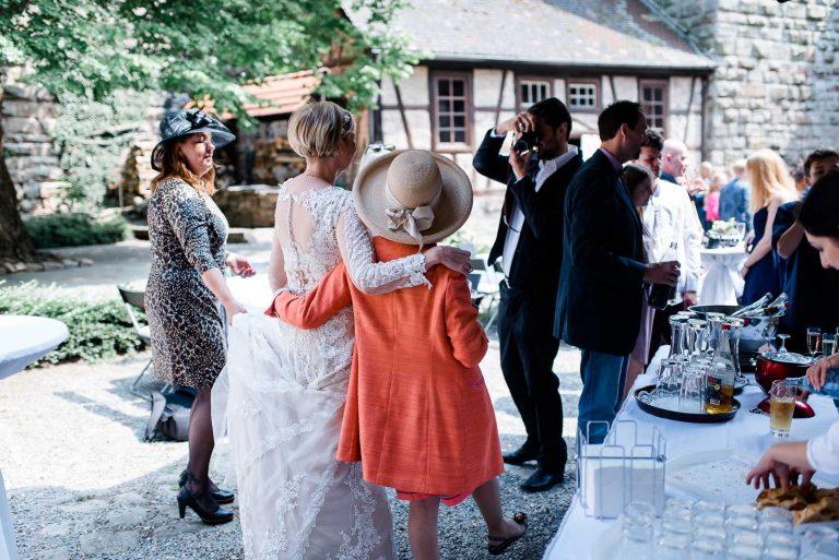 Hochzeit Burg Lichtenberg