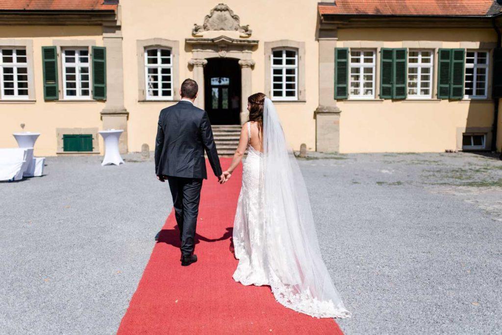 Hochzeit Schloss Massenbach
