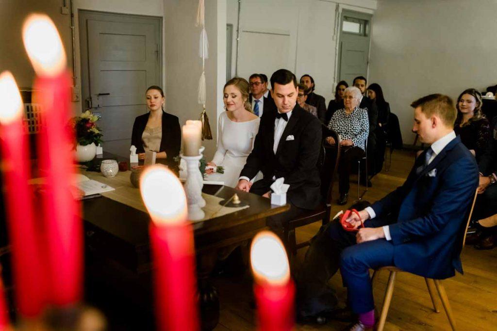 Heiraten im Standesamt Langenbrettach