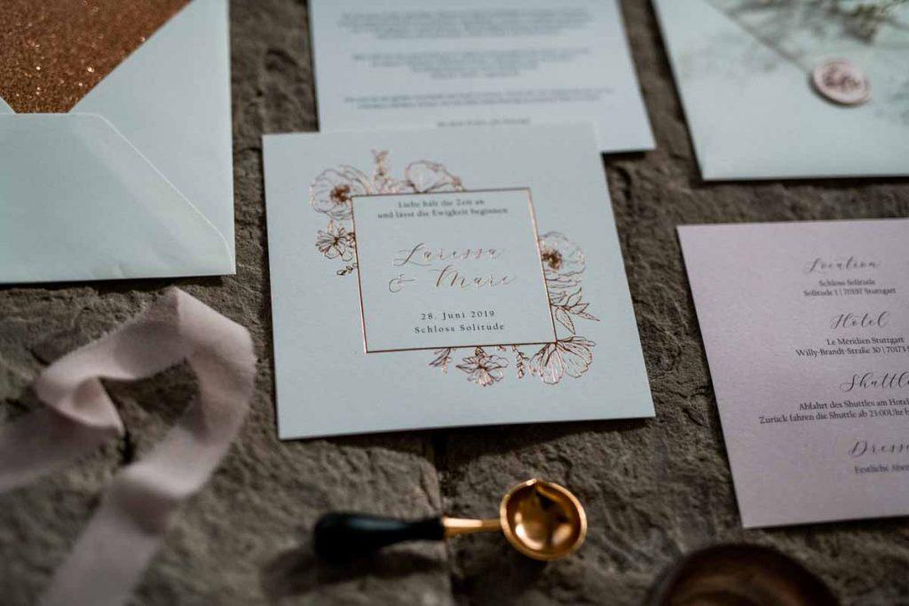 Einladungskarte Hochzeitf-Folienprägung-Einladung-Hochzeit