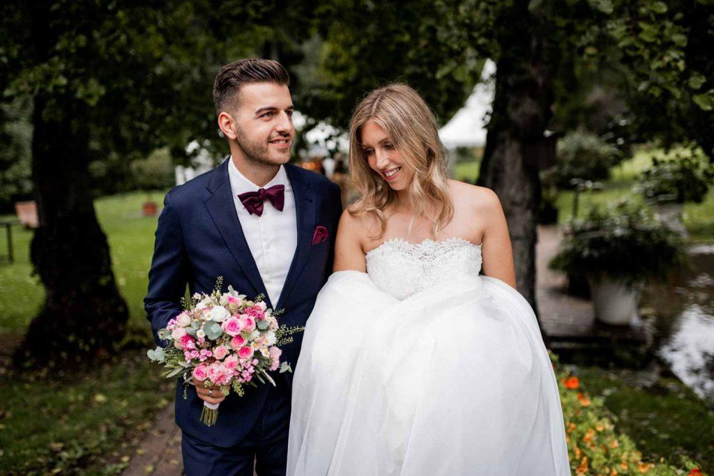 Hochzeitsfotograf Heidersbacher Mühle