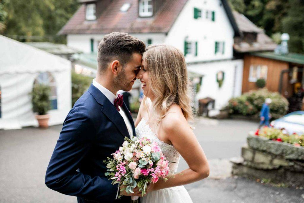 Hochzeit Heidersbacher Mühle