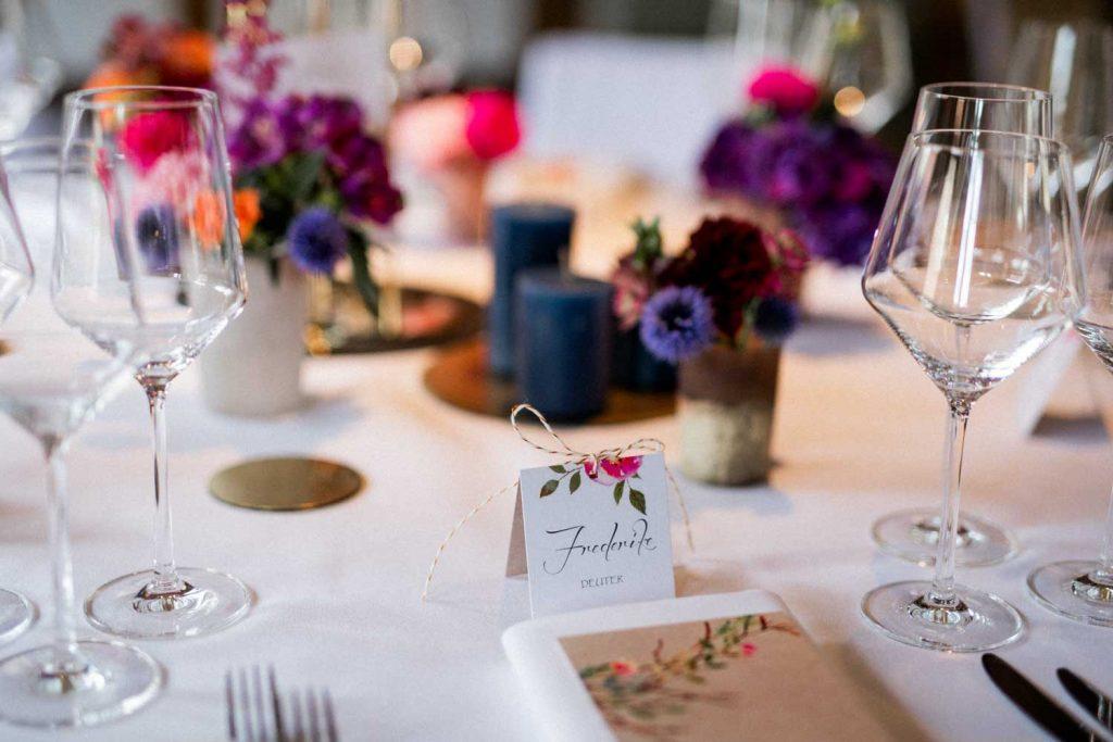 Hochzeitsdeko Stuttgart, Blütenatelier Stuttgart