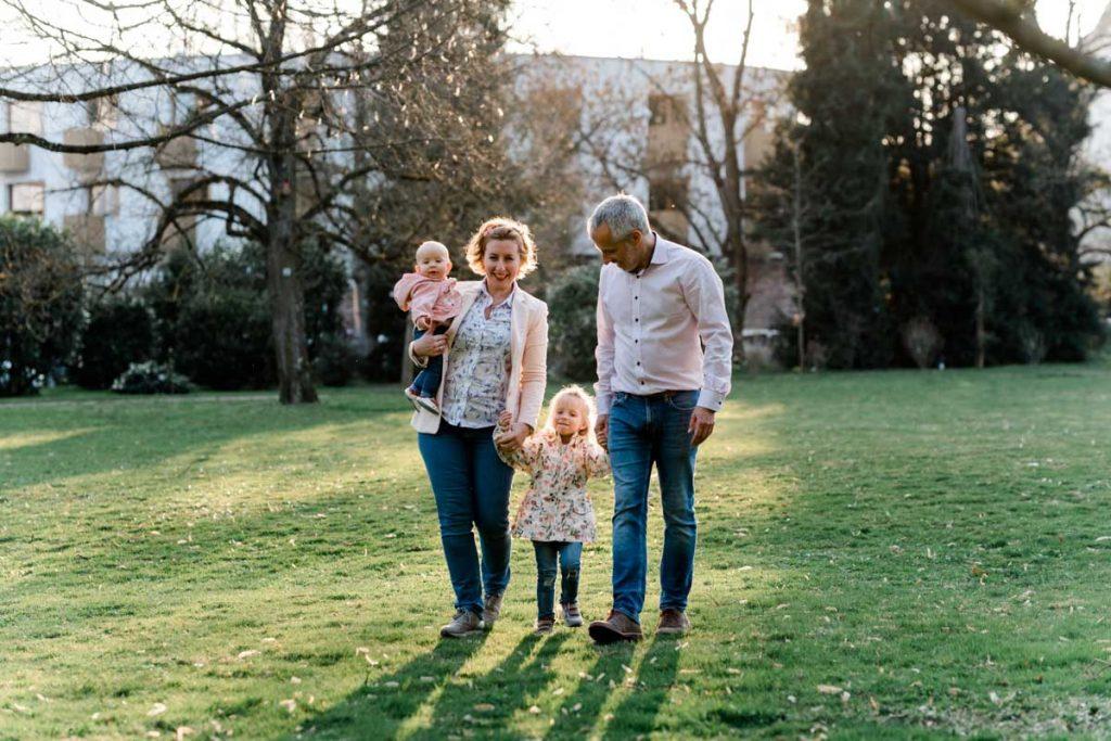 Familienshooting Stuttgart Hohenheim
