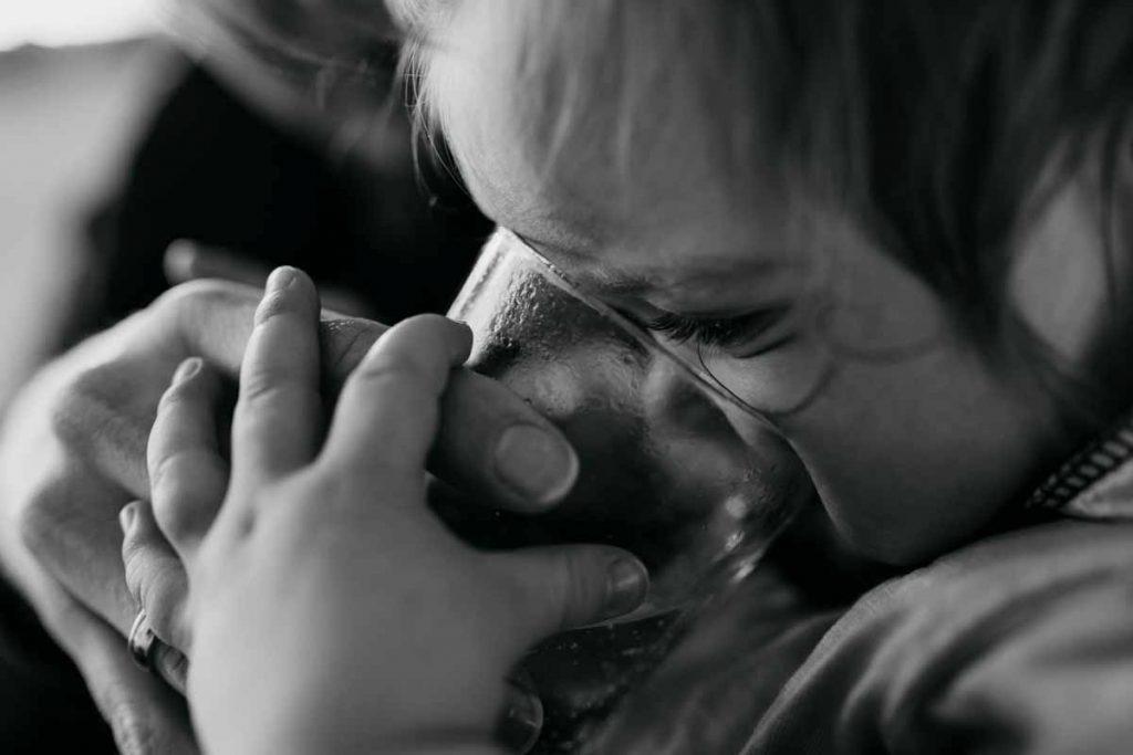Dokumentarische Familienfotografin Tübingen