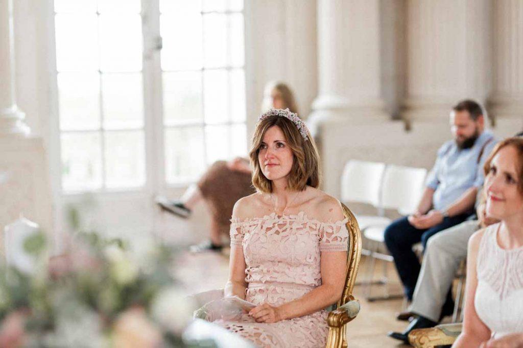 Standesamtliche Hochzeit Schloss Solitude Stuttgart