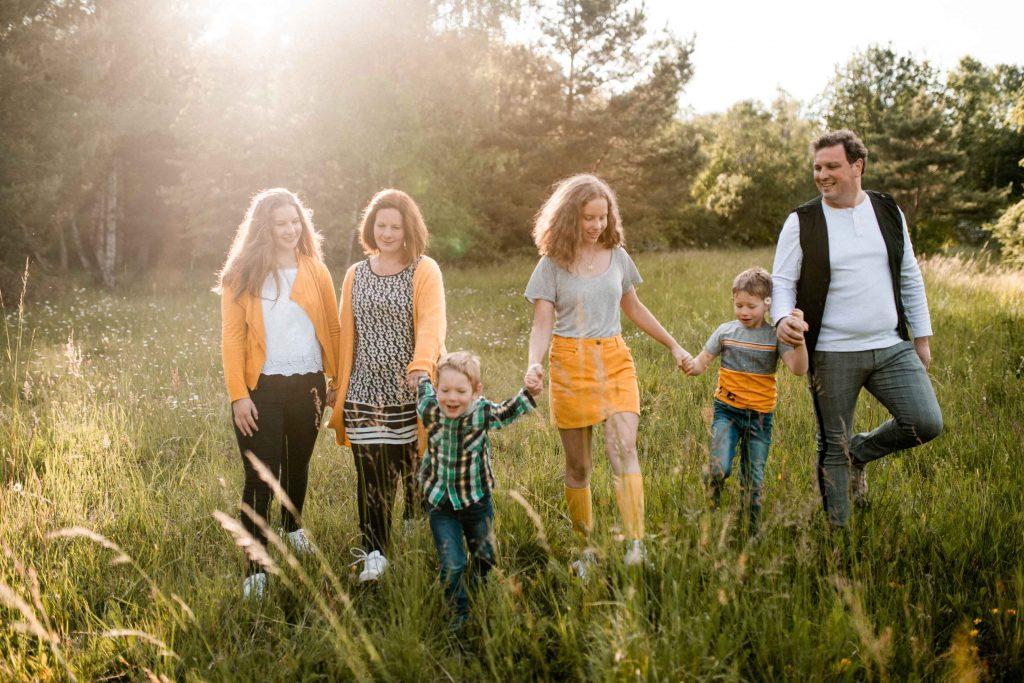 Familienshooting in Heilbronn