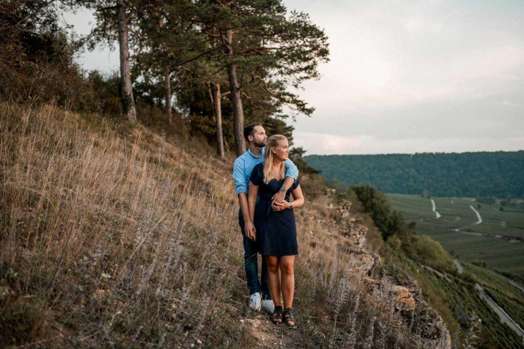 Paarshooting in den Hessigheimer Felsengärten