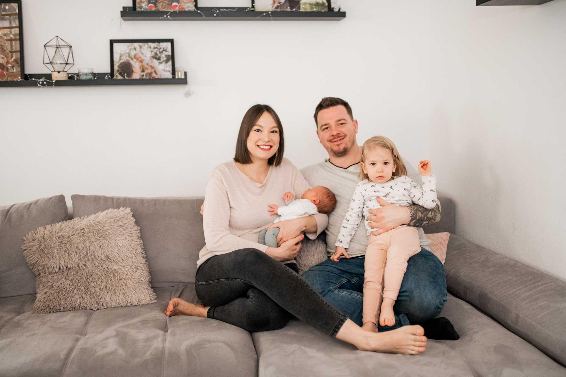 Neugeborenenshooting Heilbronn - Babyfotos Heilbronn
